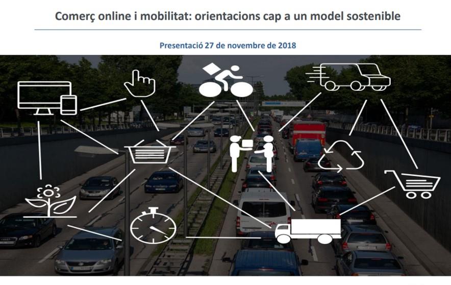 Comerç online i mobilitat: orientacions cap a un model sostenible
