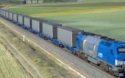 Cuota ferroviaria del puerto de Barcelona aumentó un 13% en 2018