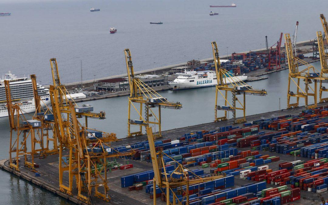 Els Estibadors proposen canvis en la gestió del ports per millorar la seva productivitat