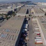 suelo logístico en Cataluña