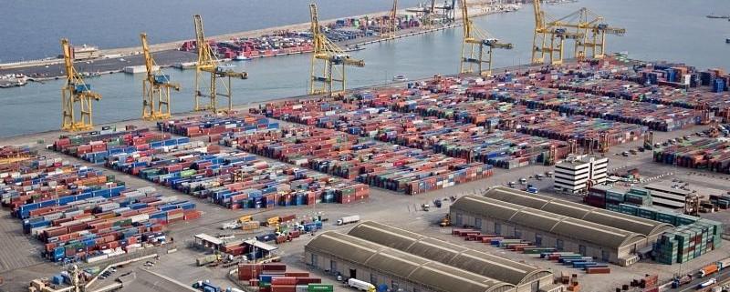 El tràfic de contenidors al Port de Barcelona va augmentar un 15%