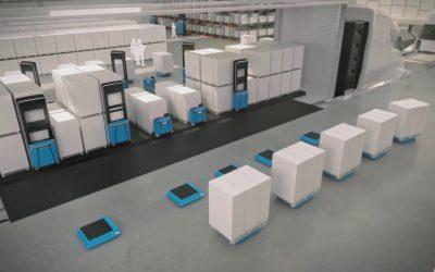 Cómo será la logística del futuro, según Toyota y Microsoft