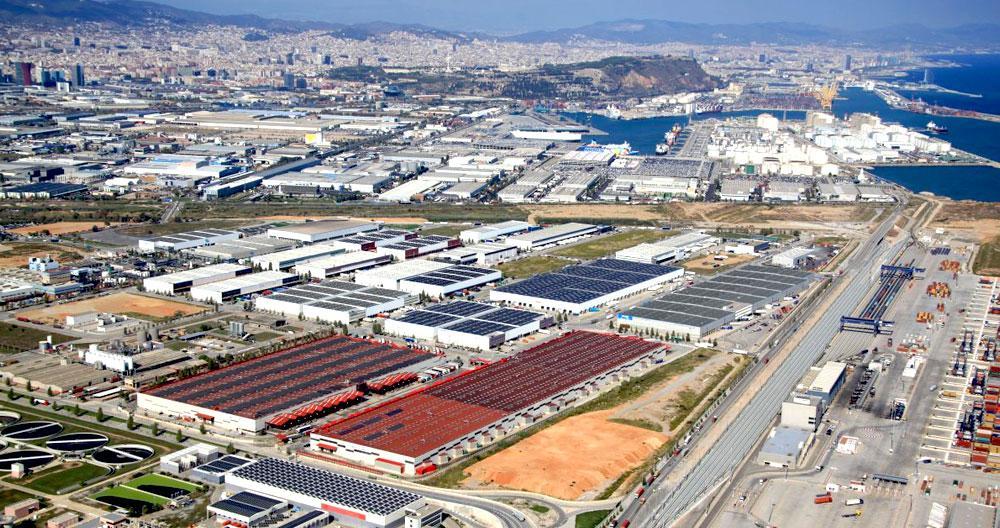 En un parell d'anys, Barcelona disposarà de 100 noves hectàrees de sòl logístic