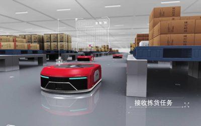 La revolución logística está ocurriendo… en China