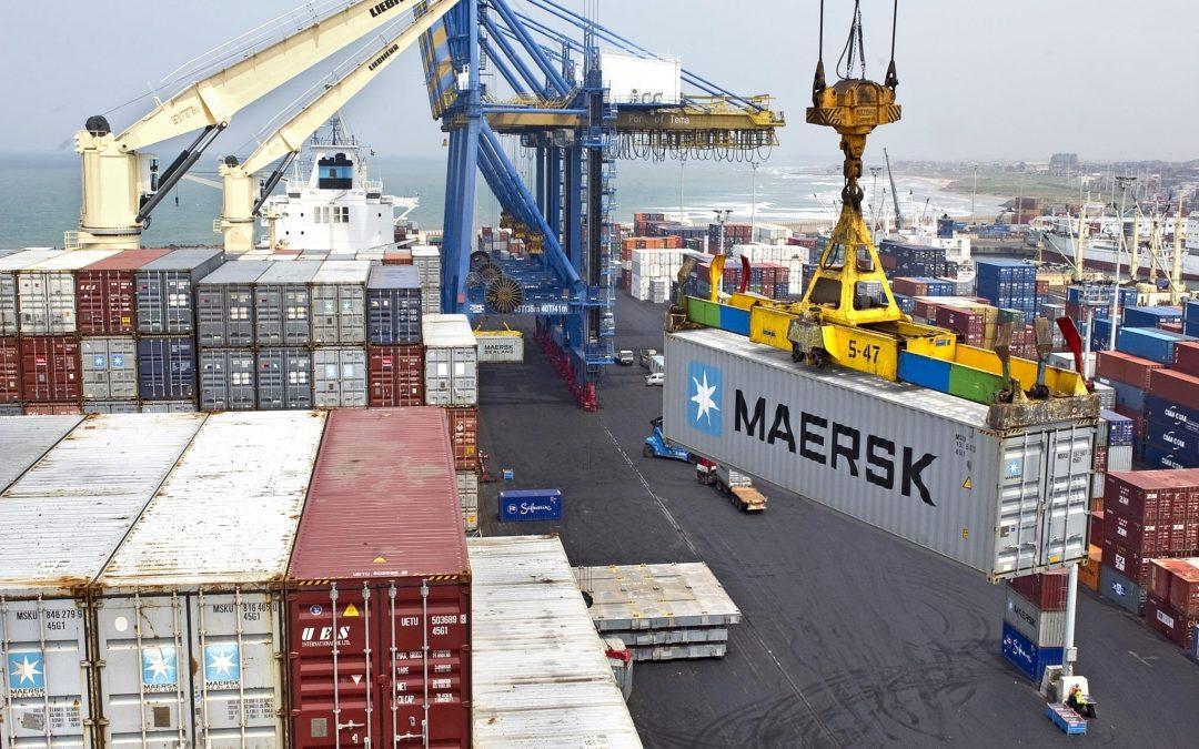 Maersk Spot, una nova forma de transportar mercaderies