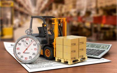 Retards en (des) càrrega redueixen productivitat del sector transport