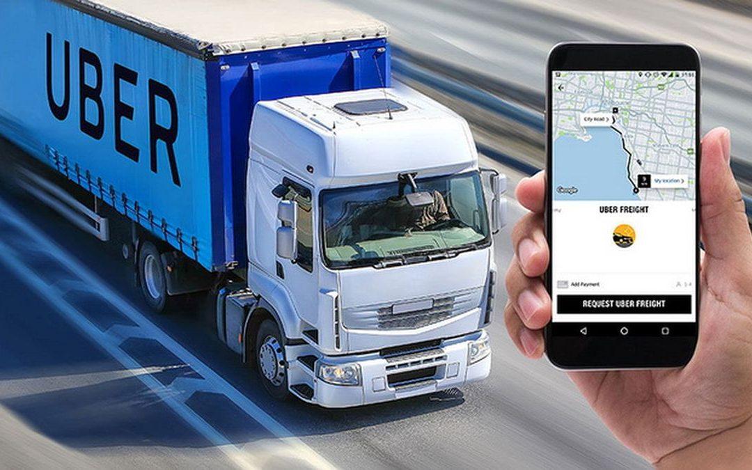Uber Freight: de què es tracta aquest nou servei?
