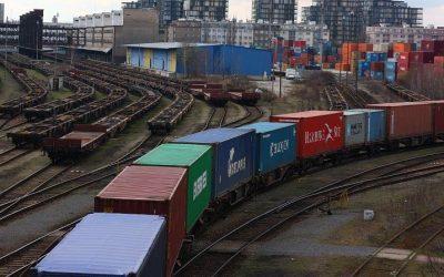 Nord d'Europa, líder en transport ferroviari