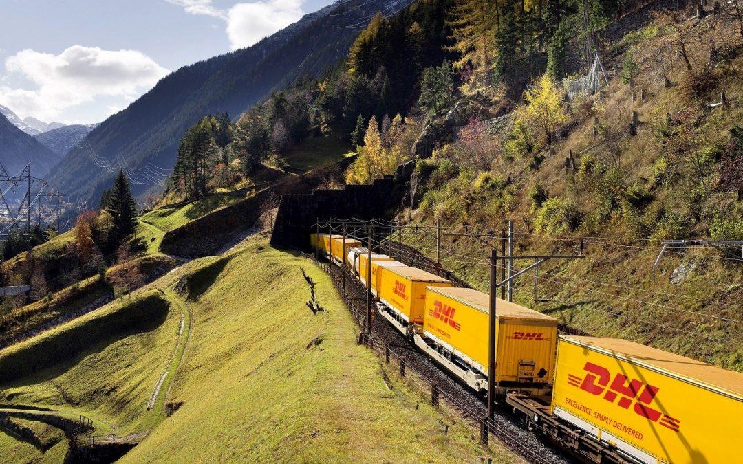 Noves solucions ferroviàries de DHL per a connexió Europa-Xina
