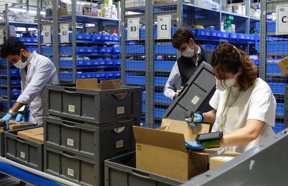 Miembros de cadenas de suministro más dispuestas a compartir datos