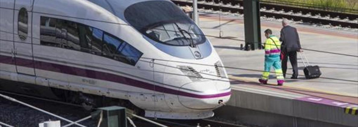 Adif invierte 280 millones en infraestructura ferroviaria de Catalunya
