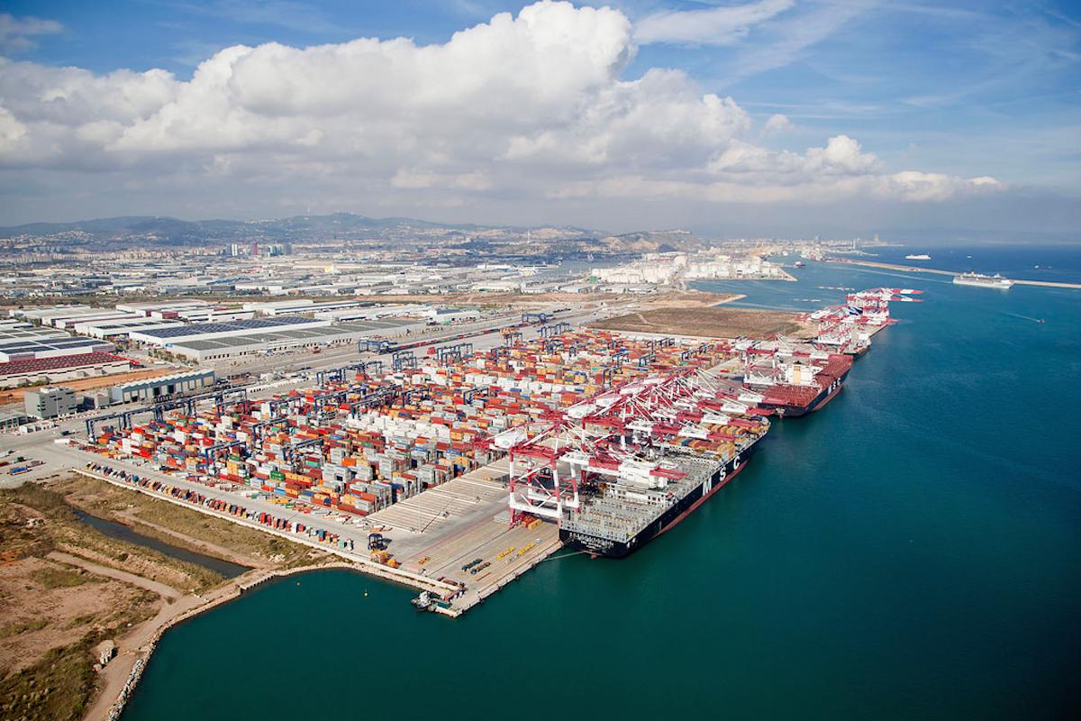 El Port de Barcelona dispondrá de 11 hectáreas de suelo para uso logístico