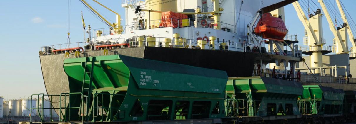 Puerto de Tarragona implementa sistema de entrega de productos agroalimentarios