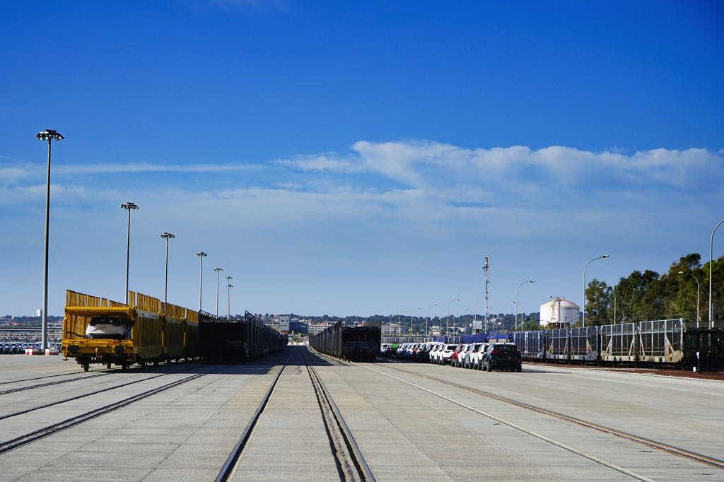 Se construirá un centro de gestión ferroportuario en puerto de Tarragona
